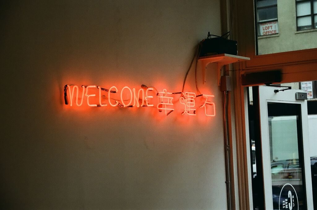 Put up the welcome sign when you onboard